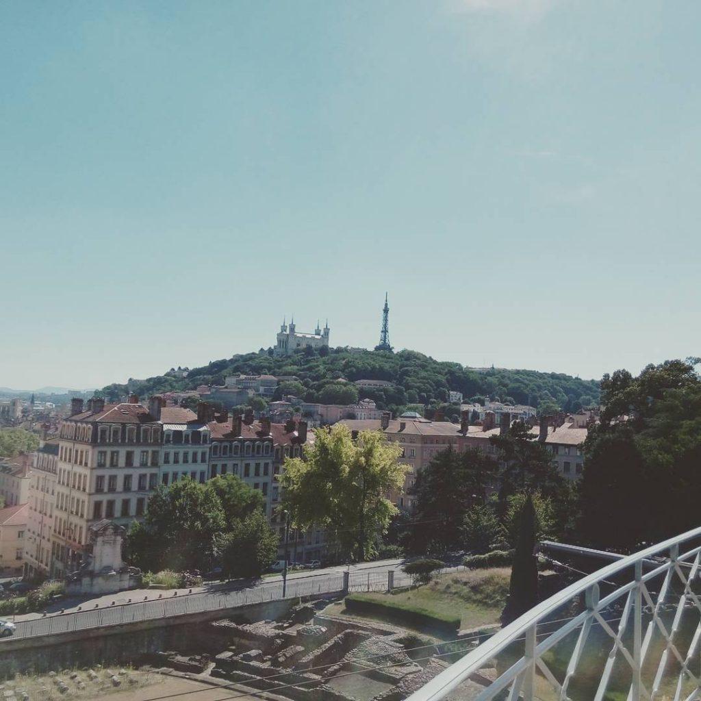 La colline de Fourvière